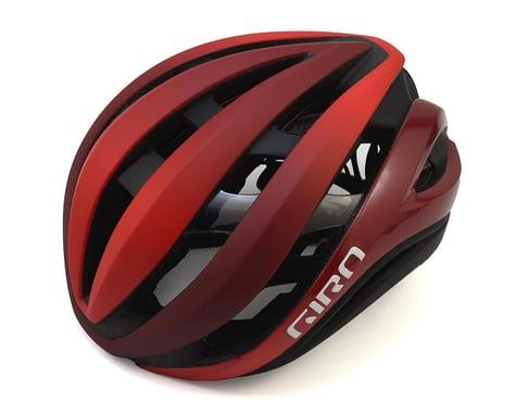 Giro Aether Spherical Road Helmet (Matte Bright Red/Dark Red) (M)