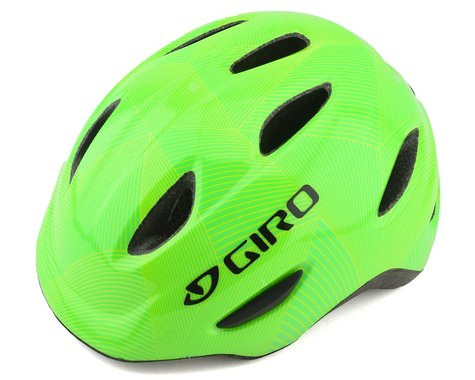 Giro Scamp Kid's MIPS Helmet (Green/Lime) (S)