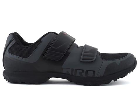 Giro Berm Mountain Bike Shoe (Dark Shadow/Black) (47)