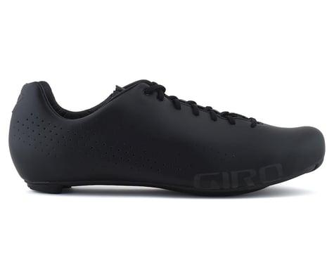 Giro Empire HV Road Shoe (Black) (43 Wide)