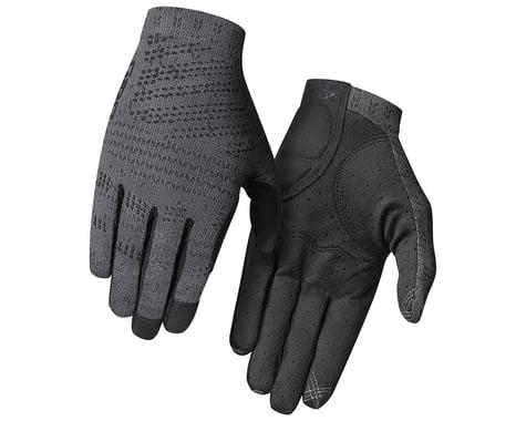 Giro Xnetic Men's Trail Gloves (Coal) (M)