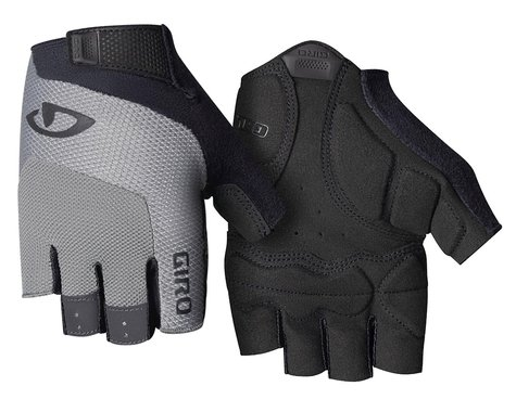 Giro Bravo Gel Gloves (Charcoal) (S)