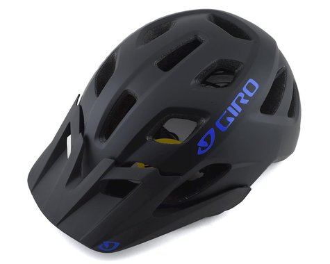 Giro Women's Verce Helmet w/ MIPS (Matte Black/Electric Purple) (Universal Women's)