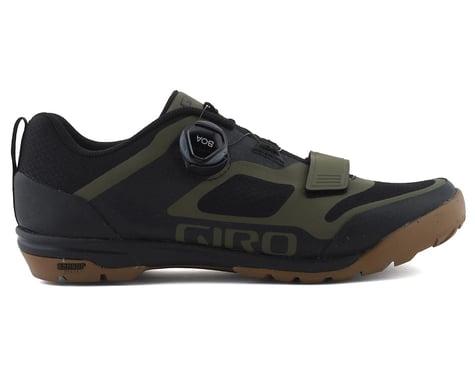 Giro Ventana Mountain Bike Shoe (Black/Olive) (43)