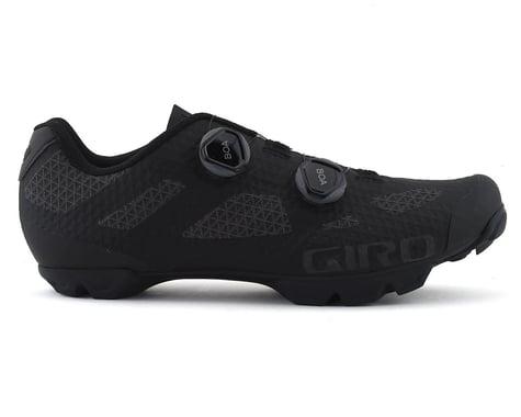 Giro Sector Men's Mountain Shoes (Black/Dark Shadow) (42.5)