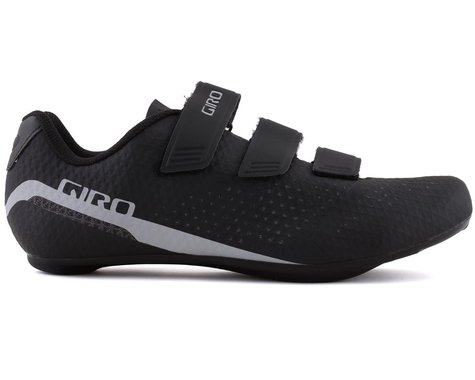 Giro Stylus Road Shoes (Black) (42)