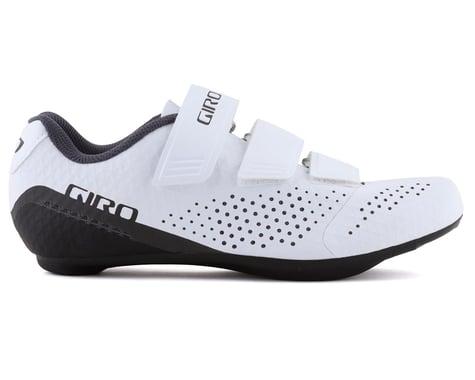 Giro Women's Stylus Road Shoes (White) (38)