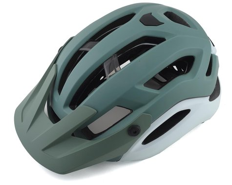 Giro Manifest Spherical MIPS Helmet (Matte Grey/Green) (S)
