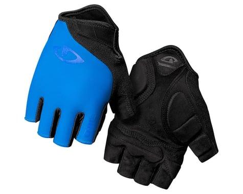 Giro Jag'ette Women's Glove (Trim Blue) (L)