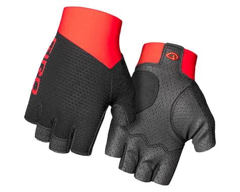 Giro Zero CS Gloves (Trim Red) (L)