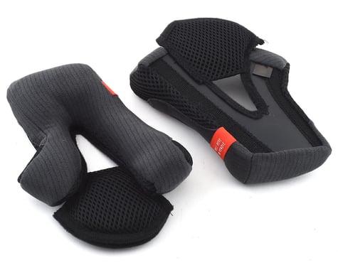 Giro Cipher Helmet Replacement Cheek Pads (Black) (40mm) (XS/S)