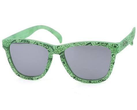 Goodr OG Sunglasses (Radioactive Spectral Spectacles)
