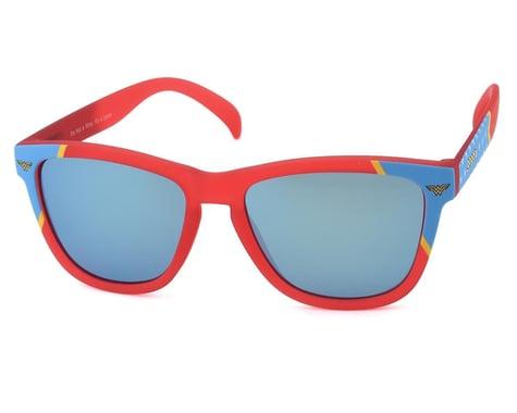 Goodr OG Wonder Woman Sunglasses (It's Not A Whip, It's A Lasso)