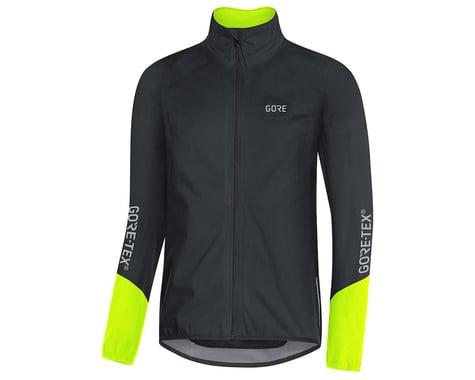Gore Wear C5 Gore-Tex Active Jacket (Yellow/Black) (S)