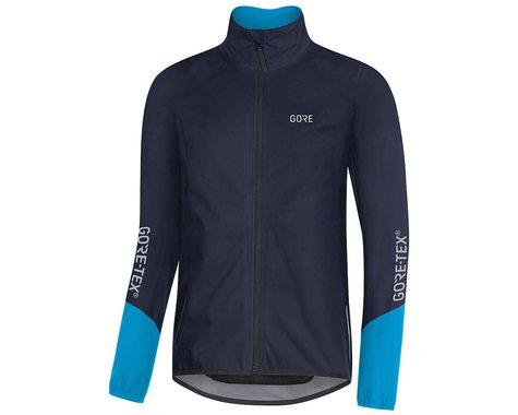 Gore Wear C5 Gore-Tex Active Jacket (Blue/Black) (S)