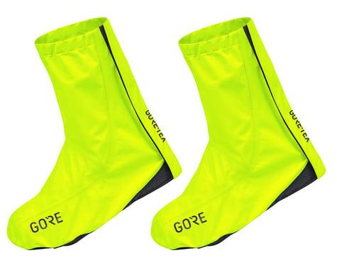 Gore Wear GTX Overshoes (Neon Yellow) (M)
