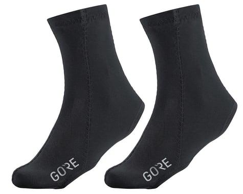 Gore Wear Partial Gore Windstopper Overshoes (Black)