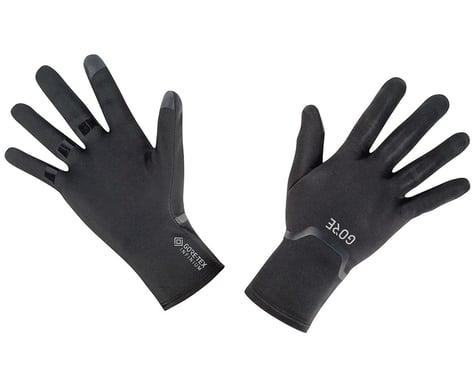 Gore Wear Gore-Tex Infinium Stretch Long Finger Gloves (Black) (2XL)