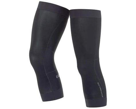 Gore Wear C3 Windstopper Knee Warmers (Black) (XL)