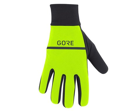Gore Wear R3 Gloves (Neon Yellow/Black) (S)