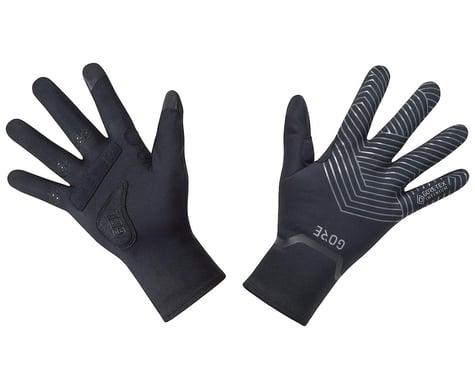 Gore Wear C3 Gore-Tex Infinium Stretch Mid Gloves (Black)