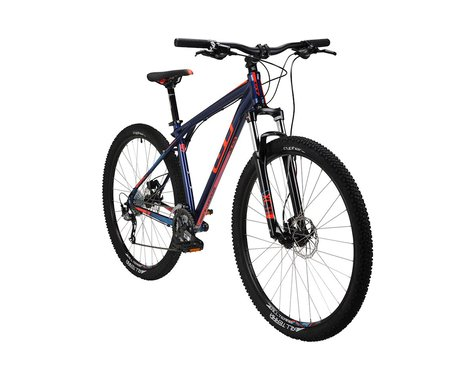 GT Backwoods Comp Mountain Bike - Performance Exclusive (Blue/Orange)