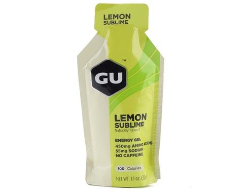 GU Energy Gel (Lemon Sublime) (1 | 1.1oz Packet)