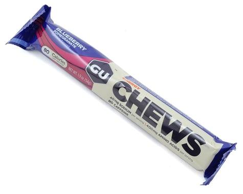 GU Energy Chews (Blueberry Pomegranate) (18   1.9oz Packets)