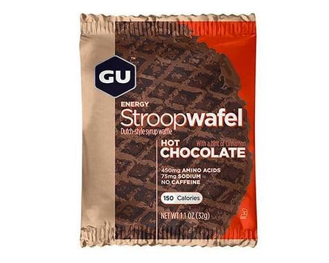 GU Energy Stroopwafel (Hot Chocolate) (16   1.1oz Packets)