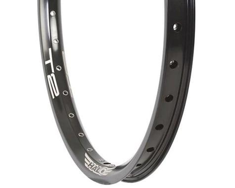 """Halo Wheels T2 Disc Rim (Black) (32H) (Schrader) (20"""" / 406 ISO)"""