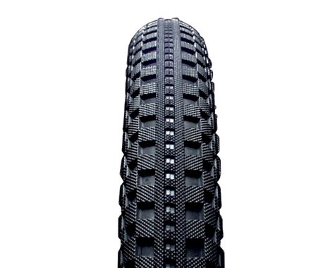 "Halo Wheels Twin Rail Tire (Black) (2.2"") (26"" / 559 ISO)"