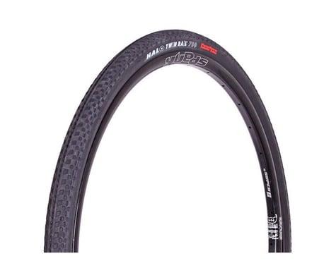 Halo Wheels Twin Rail Tire (Black) (38mm) (700c / 622 ISO)