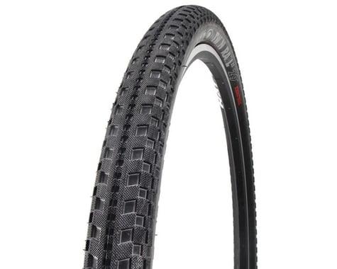 "Halo Wheels Twin Rail II Tire (Black) (2.2"") (29"" / 622 ISO)"