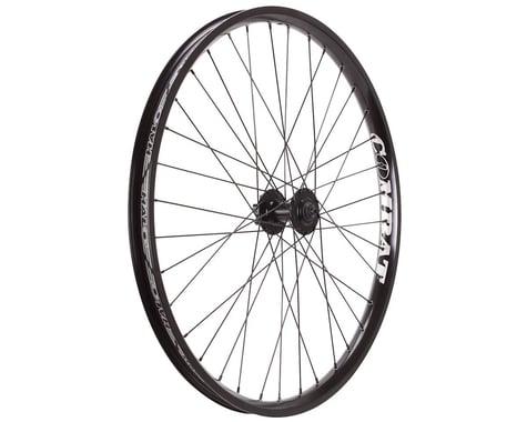 "Halo Wheels Combat-2 Front Wheel (Black) (QR x 100mm) (26"" / 559 ISO)"