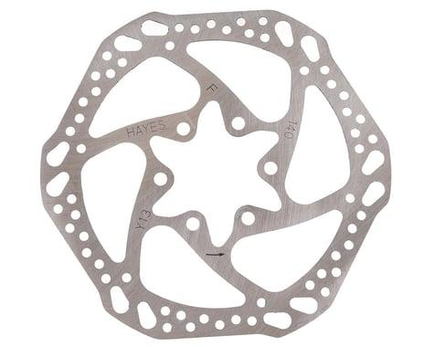 Hayes L-Series Disc Brake Rotor (6-Bolt) (140mm)