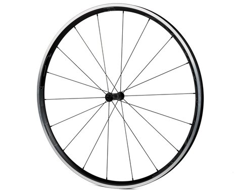 HED Ardennes RA Pro Front Wheel (Black) (QR x 100mm) (700c / 622 ISO)