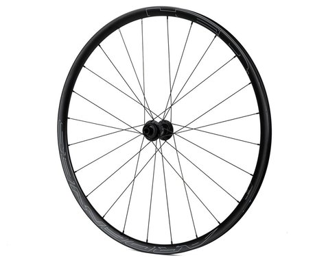 HED Ardennes RA Pro Front Wheel (Black) (12 x 100mm) (700c / 622 ISO)