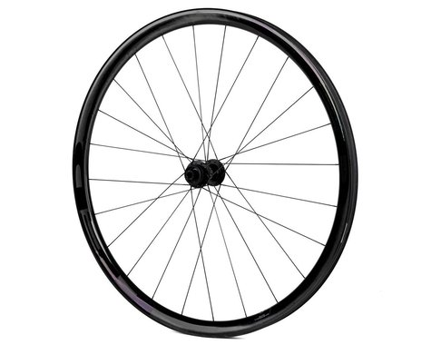 HED Emporia GC3 Pro Front Wheel (Black) (12 x 100mm) (700c / 622 ISO)