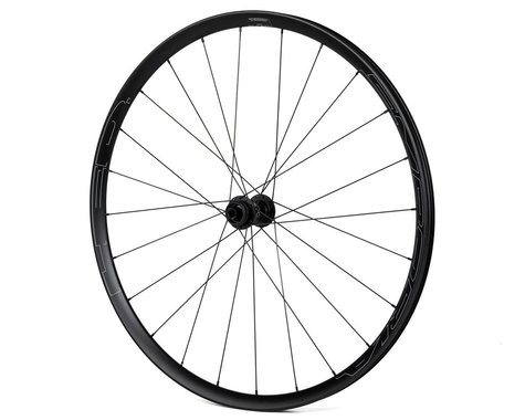 HED Emporia GA Performance Front Wheel (Black) (12 x 100mm) (700c / 622 ISO)