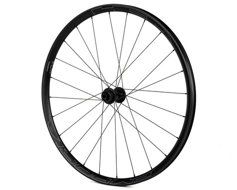 HED Emporia GA Performance Front Wheel (Black) (12 x 100mm) (650b / 584 ISO)
