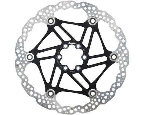 Hope Floating Disc Brake Rotor (Black) (6-Bolt) (200mm)