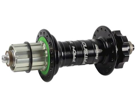 Hope Fatsno Pro 4 Rear Disc Hub (Black) (32H) (Shimano/SRAM)