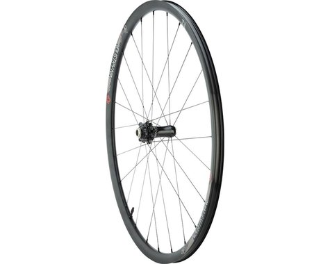 Industry Nine Ar25 All Road Wheelset (Black) (Shimano/SRAM 11spd Road) (15 x 100, 12 x 142mm) (700c / 622 ISO)