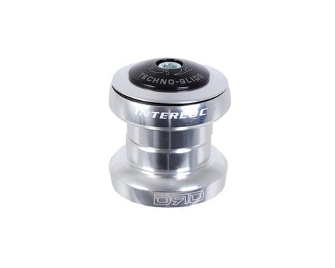 """Interloc Racing Design Double Roller Drive Headset (Silver) (1-1/8"""") (EC34/28.6) (EC34/30)"""