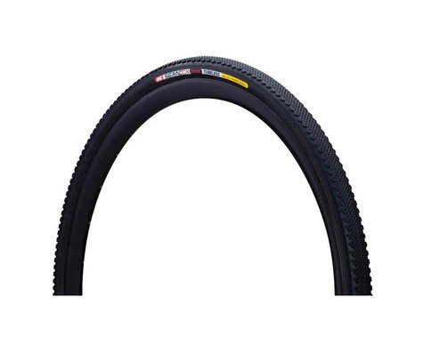 IRC Serac CX Edge Tubeless Gravel Tire (Black) (32mm) (700c / 622 ISO)