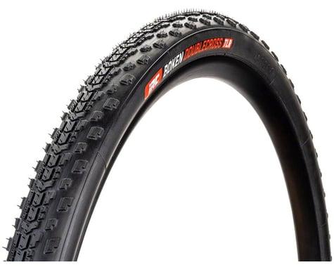 IRC Boken Double Cross Tubeless Tire (Black) (38mm) (700c / 622 ISO)