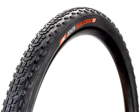 IRC Boken Double Cross Tubeless Tire (Black) (42mm) (700c / 622 ISO)