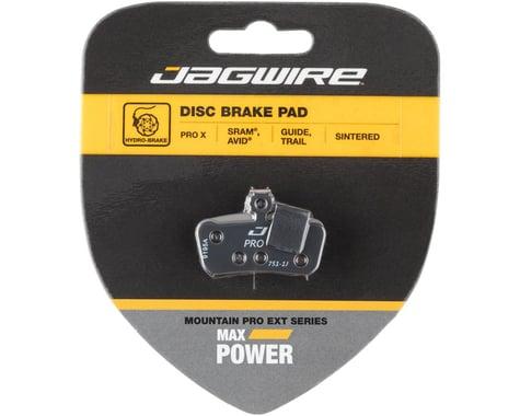 Jagwire Disc Brake Pads (Avid Trail, SRAM Guide/G2) (Sintered) (1 Pair)