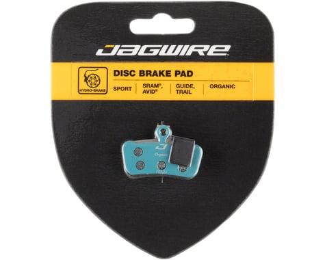 Jagwire Disc Brake Pads (Avid Trail, SRAM Guide/G2) (Organic) (1 Pair)