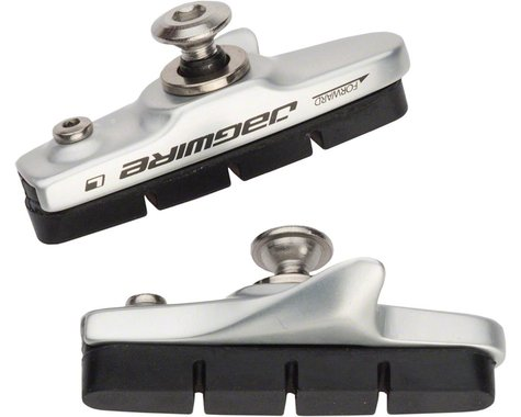 Jagwire Road Sport S Brake Pads (Silver) (Shimano/SRAM) (1 Pair)